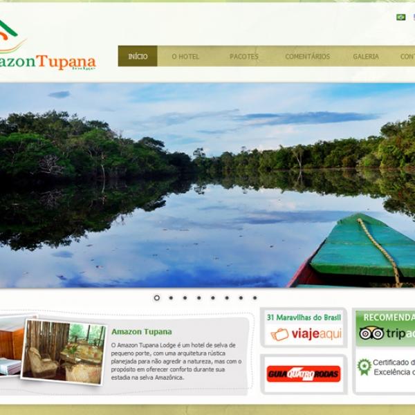 Amazon Tupana